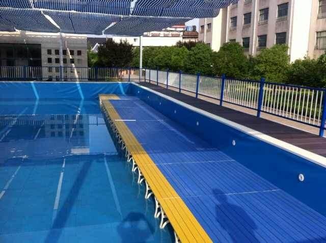 拆裝式移動遊泳池