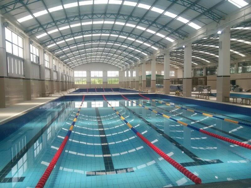 湖北省蘄春縣室內遊泳池項目