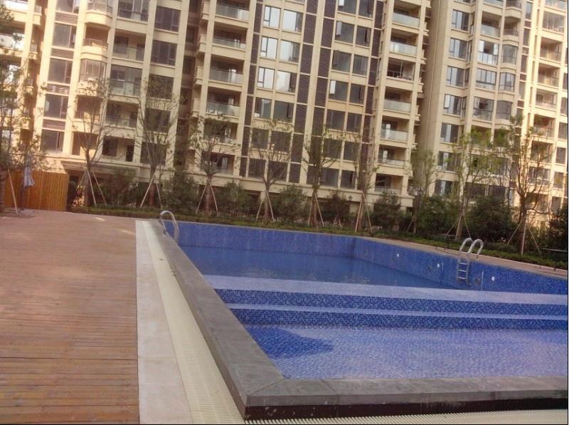 南昌國貿地產天琴遊泳池竣工